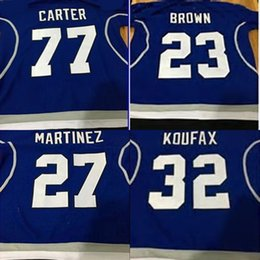 Factory Outlet Cheap Los Angeles Kings Combinant 32 Jonathan Quick Blue Limited Ice Hockey Jerseys or Custom any player for any name