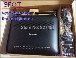 Wholesale Huawei Echolife HG8245 GPON ONT ONU GE Ports Tel WiFI English Version SiP
