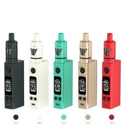 Wholesale Colorful Evic VTC Mini Tron Evic vtc Mini w Mod Kit with ml Tron s Temperature Control Joyetech V2 Kit