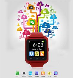 Nouvelle u8 bluetooth montre-bracelet à puce à vendre-2015 Nouvelle montre Smart Smart Android GPS Bluetooth Music Touch Screen Montre SmartWatch SmartWatch Avec Podomètre Téléphone Smart Watch U8