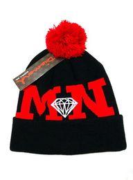 Newest Diamond Beanies hats Cheap Beanie knitted Hat beanies cap Winter Skull caps HIP HOP Men&women warm top quality many styles