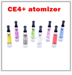 CE4+ Atomizer CE4 plus Clear Atomizer with Replaceable Filter for ego EGO-T series E-cigarette