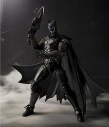 """6.5"""" SHF figuarts Batman INJUSTICE Ver. Batman SHFiguarts Batman PVC Action Figure Collection Toy 16cm"""