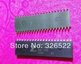 Wholesale 10x ZILOG Z84C0020PEC Z84C0020 NMOS CMOS CPU CENTRAL PROCESSING UNIT DIP