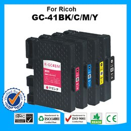 Wholesale For Ricoh IPSiO SG pinter GC41 new compatible for Ricoh