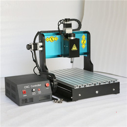 Wholesale JFT New Type Engraving Machines W Axis with Parallel Port CNC Machine Manufacturers Discount Price CNC Router