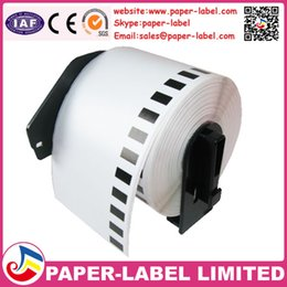 Wholesale brother DK DK22205 DK DK DK DK2205 DK205 Compatible Thermal barcode label roll adhesive