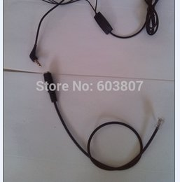 Wholesale FEDEX BY Headset Buddy Adapter lenovo Xiaomi Android Smartphones to Cisco AVAYA IP Phone