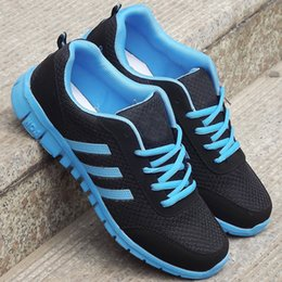 The explosion of men's running shoes lightweight breathable breathable mesh shoes comfortable casual shoes lace fashion shoes