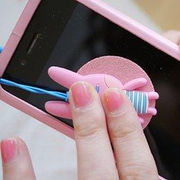 Wholesale C372 mobile phone screen wipe dust plug Romania