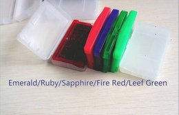 Wholesale special link for video game buyers emerald ruby sapphire fire red leaf green gba games