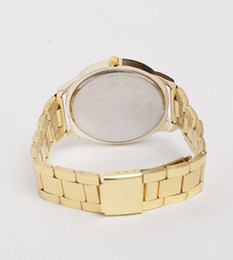 Selling women's diamond alloy watches leopard grain steel band watches manufacturers selling