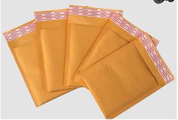 Burbuja de papel kraft en Línea-Buena calidad de la burbuja de Kraft Sobres Tamaño CD 6.5X8.5 papel de burbujas Sobres venta caliente