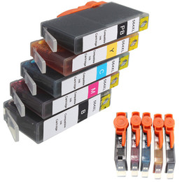 Wholesale Best Quality x Multicolor Compatible Ink cartridge Printer For HP XL Photosmart B8550 B8553 C5380 C5383 PBK BK C Y M order lt no track