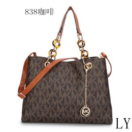 Wholesale Backpack Classic NEW STYLE Michaels bags women MCM fashion summer chain bag Shoulder Bags women Leather mk bag1909