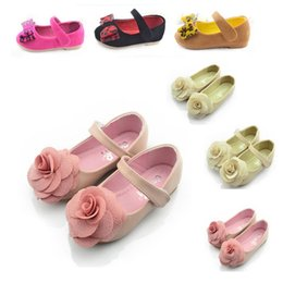 2015 New children shoes girls shoes soft sole flower single shoes cute lovely fashionable kids shoes