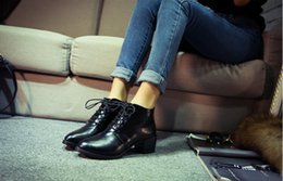 Wholesale 2014 autumn and Winter high quality fashion Short boots Pointed women shoes