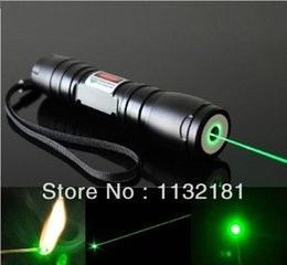 Wholesale 20000mw high power green laser pointer can focus burn match pop balloon charger