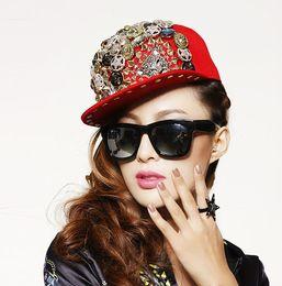 Wholesale-2015 New Brand Robin Hats Street Adjustable Fashion Robin Jeans Hat Snapback Robin Cap Men Women Hip Pop Baseball caps