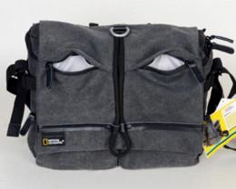 Free shipping NATIONAL GEOGRAPHIC NG-W2160 Camera bag messenger slr camera bags shoulder bag bag flower