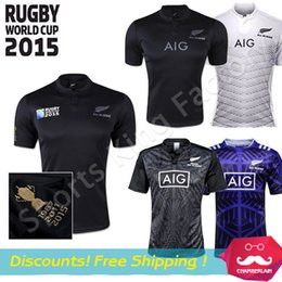 Wholesale New Zealand Rugby World cup Jerseys All Blacks RWC Rugby Jersey Best Quality Training Wear Camouflage Rugby Jerseys