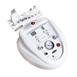 2016 hot sale 2 in 1 High Quality Diamond Dermabrasion for salon use and home use CE