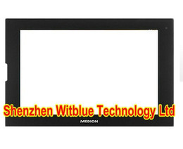 """Wholesale-Original Touch Screen Digitizer For 8.9"""" MEDION LIFETAB P8911 MD99118 Tablet Touch Panel Glass Sensor Replacement Free"""