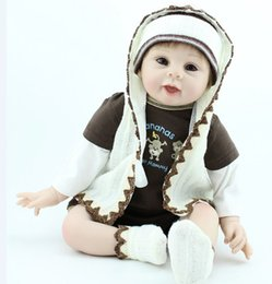 silicone adora newborn reborn baby doll bebes for boys for sale juguete bonecas lifelike reborn de silicone real baby doll