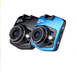 Compra Online Cámaras de guión recuadro negro-Novatek Dash Cam GT300 Mini cámara del coche DVR HD 1080P Aparcamiento grabador de vídeo Registrator visión nocturna Negro Caja DVR Carcam del tacógrafo
