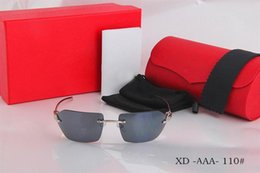 Top quality fashion men glasses outdoor sunglasses brand design come with boxes sunglasses #110 AAA
