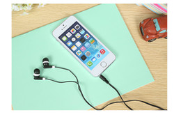 Wholesale 300pcs New mm In Ear Headphone Earbud Earphone Headphone for PC Laptop MP3 MP4