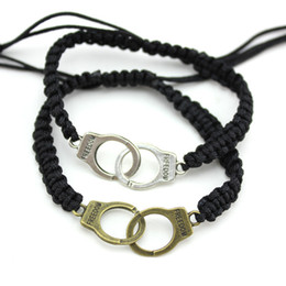 Wholesale Direct Selling jewelry ASOS Infinity Bracelets Unisex Fashion Handmade Handcuffs Decorative Dynamic rope Charms bracelets Cheap Bracelet