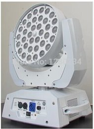 Wholesale buying online in china w IN LED zoom moving head dj equipment with white housing