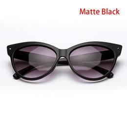 Wholesale-Hot Summer Charming Women's Classic Vintage Cat Eye Glasses Shades Frame Sunglasses Eyeglasses Gift