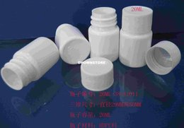 Wholesale 20ML bottle round bottles vitamin bottle tablet bottle