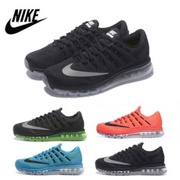Nike Flyknit Air Max Men s Running Sneakers Original Cheap Nike Running Sneakers Nike Airmax Tennis Jogging Shoes Outdoor Sport Shoes online