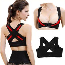 Wholesale New Women Adjustable Back Support Belt Posture Corrector Brace and Support Posture Shoulder Corrector for Health Care