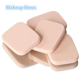 Wholesale NEW Women Beauty Foundation Makeup Cosmetic Facial Face Soft Sponge Powder Puff Beauty Tool News