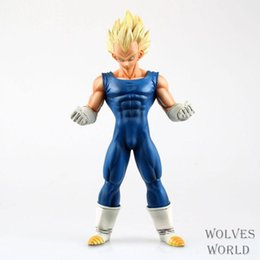 Wholesale Dragon Ball Action Figures Toys PVC Super Saiyan MSP Large Group Of Vertical Decoration CM DB3026