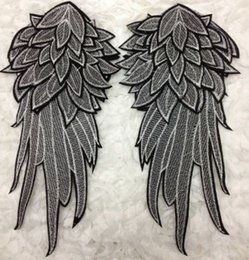 Wholesale 1 pair Gary Angel wings fashion show modeling clothes accessories artificial silk lace RS689