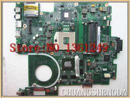 Wholesale laptop motherboard for acer travelmate MBV6K06001 DA0ZRJMB8C0 hm65 fully tested