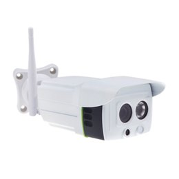 Wholesale Waterproof MP HD Array IR Digital Video Network IP Camera quot CMOS TF IR cut Night Vision Motion Detection Wifi Onvif P2P S243US