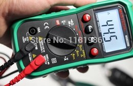 Wholesale MASTECH MS8239D Vihicle Digital Multimeter Analysis Engine Voltage Current Resistance Continuity Dwell built in Motor Analyzer