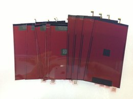 Wholesale 50pcs High Quality Lcd Dispaly backlight repair parts for iPhone plus back light film refurbishment
