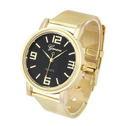 Wholesale-Superior Luxury Women Stainless Steel Mesh Quartz Wrist WatchSep30