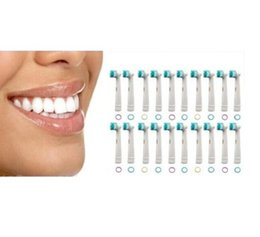 Wholesale Electric toothbrush heads Neutral package toothbrush head Health care pack DHL free