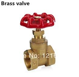 Wholesale F3 brass rotary screw globe valve brass ball stop valve brass shut off valve pipe fitting