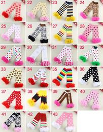 Baby Christmas Ruffle Leg warmers Children holloween zigzag leg warmer with chiffon ruffle accept style choose