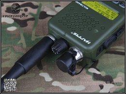Wholesale-Z Tactical AN PRC-152 Dummy Radio Talkie Walkie Case OD Army Navy