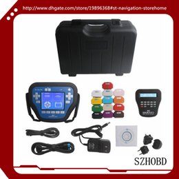 Wholesale 100 Original Promotion The Key Pro M8 with Tokens Best Auto Key Programmer Tool support full range of car models Online updater